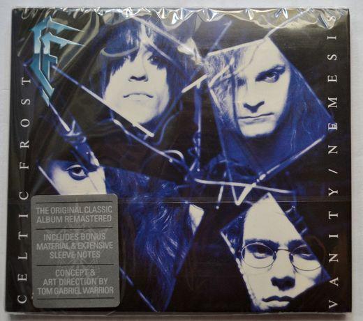 Продам CD: CELTIC FROST - Vanity / Nemesis (1990)