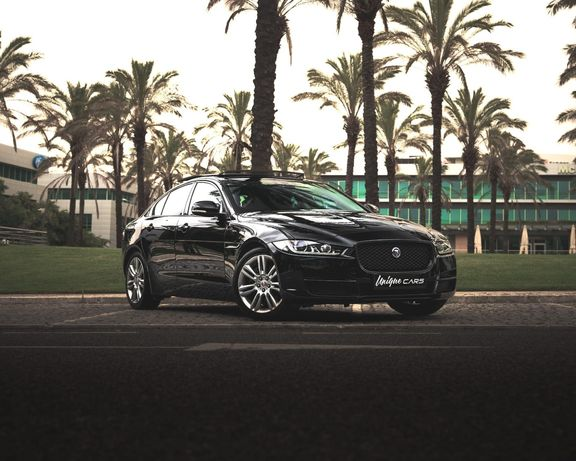 Jaguar XE 2.0 FULL Extras