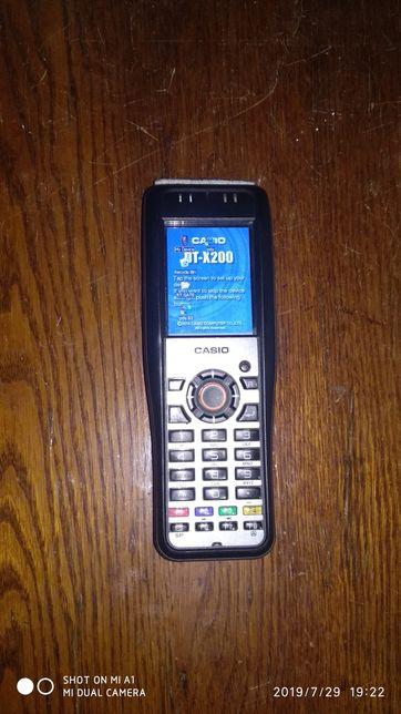 Терминал сбора данных Casio DT-X200-10E