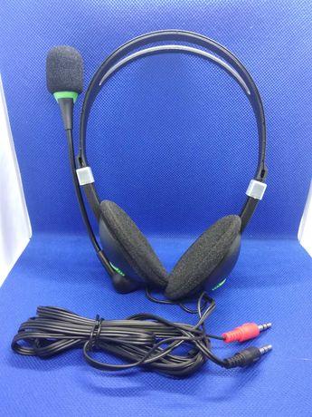 Наушники проводные с микрофоном
