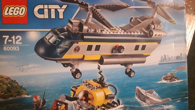 Klocki Lego Helikopter