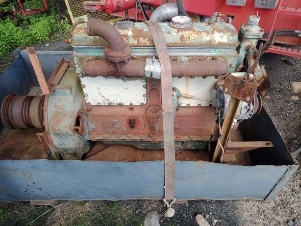 Silnik 6 cylindrów do kombajnów zbożowych bizon