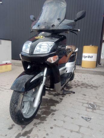 Yamaha Versity XC 300