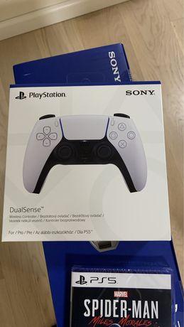 Sony DualSense PS5 kontroler - nowy , nierozpakowany