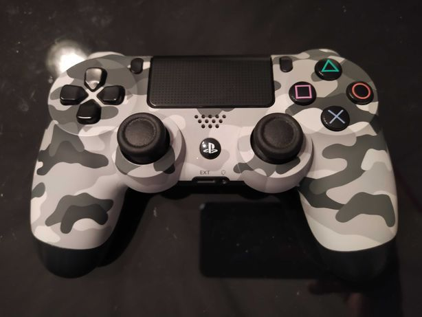 Pad PS4 Dualshock 4 V2 oryginał camo szary
