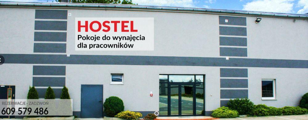 HOSTEL pokoje do wynajęcia Leszno Kąkolewo