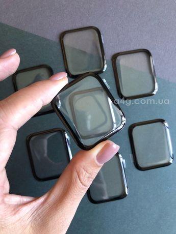 Защитное стекло для часов Apple Watch 5D 42/38/40/44 series 1 2 3 4 5