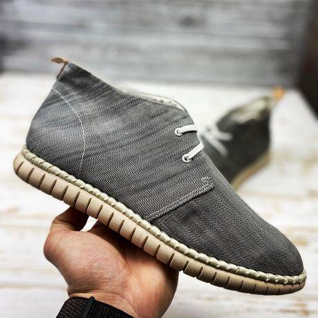 Кеды clarks туфли