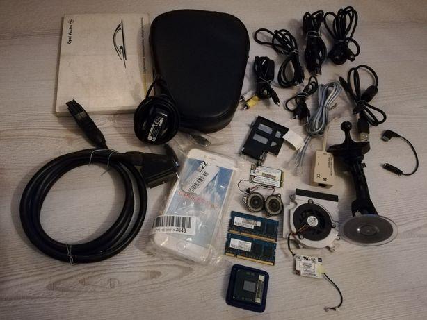 Zestaw...kable,procesor,pamięć RAM,przeźroczyste etui iPhone 6s...
