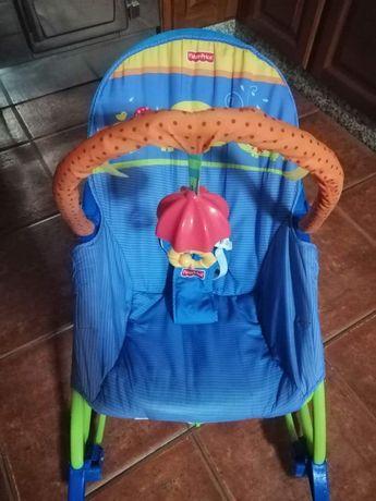 Espreguiçadeira bebé fischer price