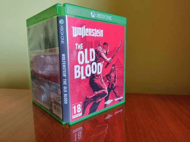 Wolfenstein the Old Blood - gra na konsole Xbox One S X Series X PL