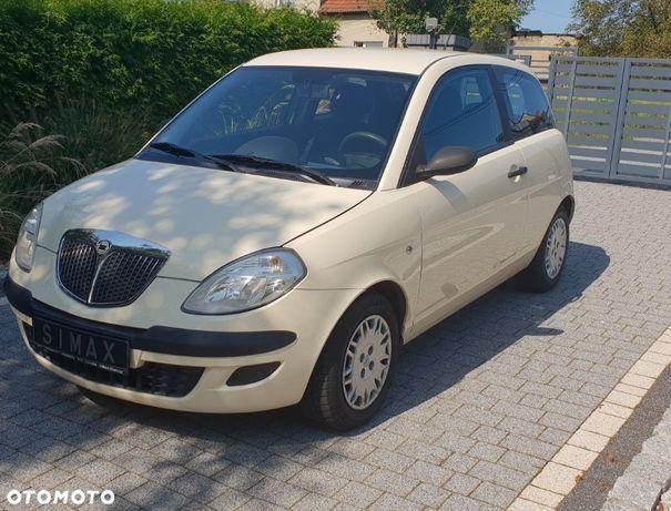 Lancia Ypsilon 1.2 Klimatyzacja Po Opłatach Okazja Polecam