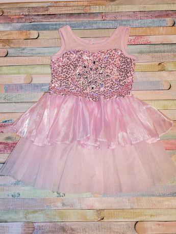 Sukienka stroj na balet 98