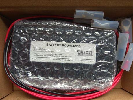 Balanceador de baterias equalizador de carga battery equalizer
