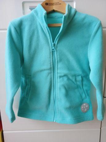 Bluzy, bluzki polarowe r. 104-110