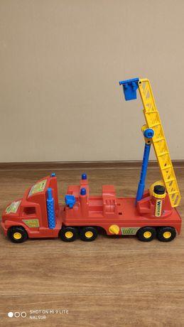 Машина пожарная wader