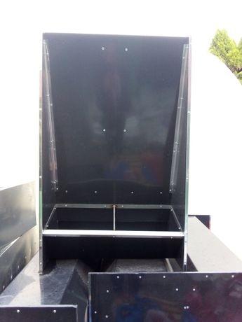 Autokarmnik AP2T dwustanowiskowy jednostronny dla tuczników