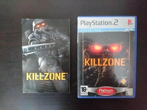 Killzone gra PS2/Playstation 2 wydanie PL - 100 % sprawna