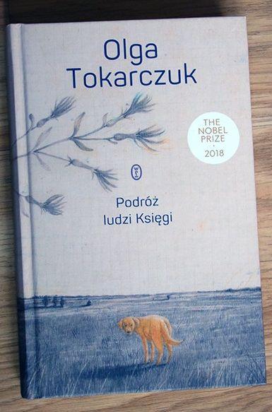 Podróż ludzi księgi - Olga Tokarczuk