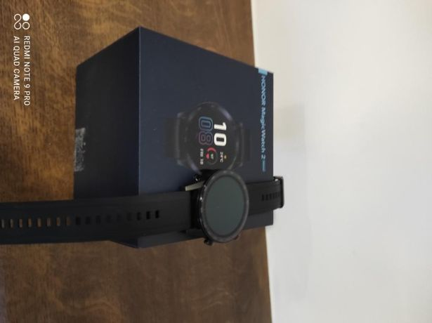 Honor MagicWatch 2 46mm Jak nowy Komplet Polecam :)