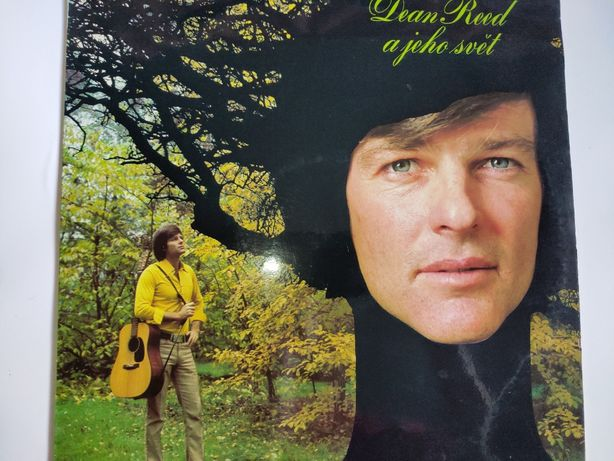 Пластинка Дин Рид - Dean Reed A Jeho Svět supraphon