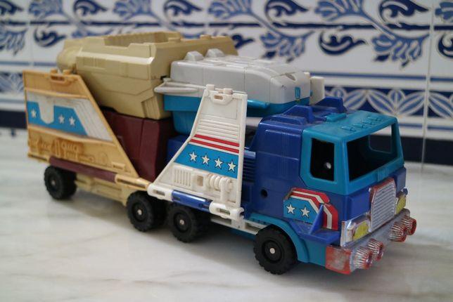 Camião Transformers Autobots