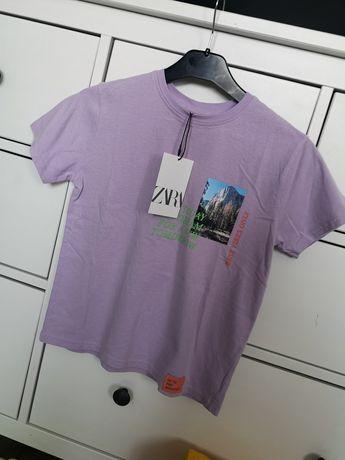 110 koszulka tshert bluzka zara