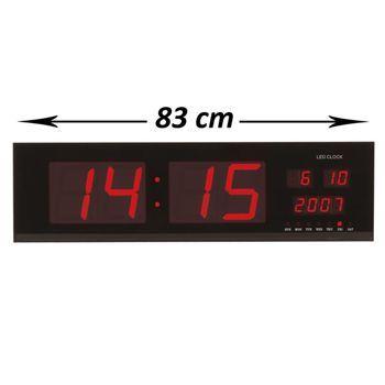 Relógio de parede Digital