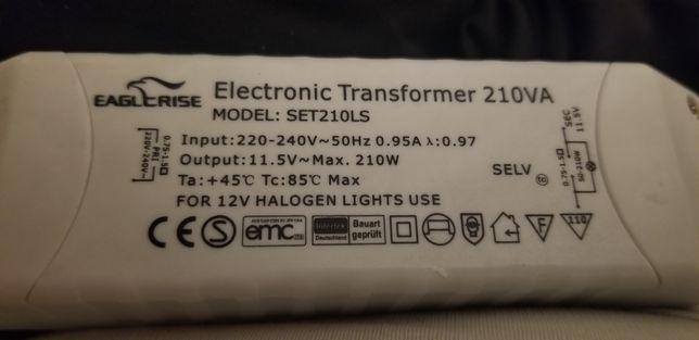 Transformator elektroniczny Eaglerise  210VA