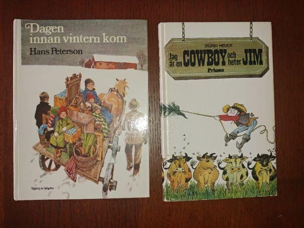 Książka język szwedzki holenderski dla dzieci i nie tylko.