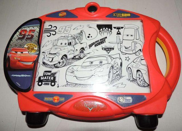 Игрушка для творчества Доска для рисования ТАЧКИ DISNEY с подсветкой