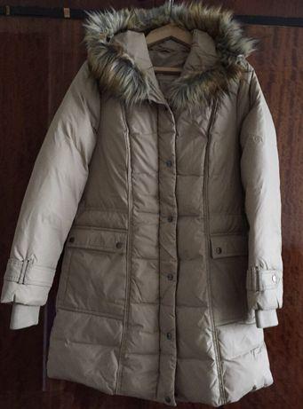 Пуховое пальто DKNY