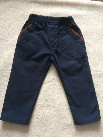 Spodnie rozm 80