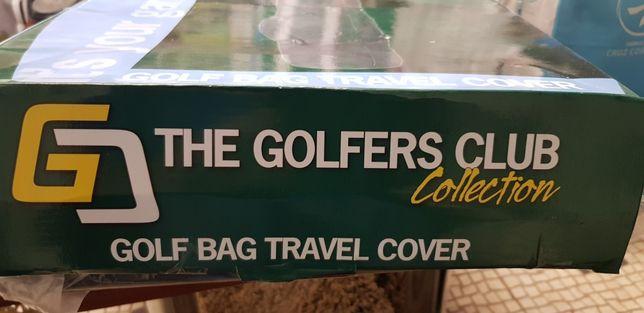 Saco viagem para saco golf