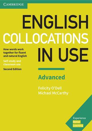 English Collocations in Use Second Edition Advanced