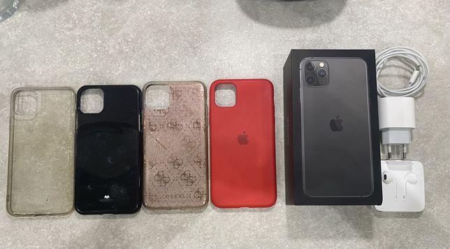 Apple Iphone 11 Pro Max 256GB Space Grey Igła możliwość zamiany