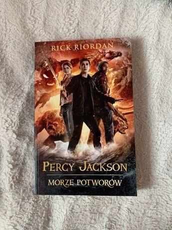 Percy Jackson Morze Potworów