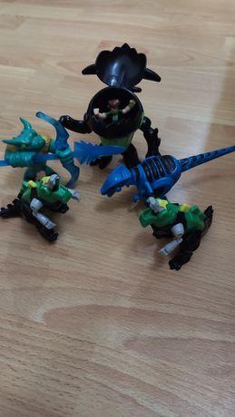 Набор Драконов герои с мультиков