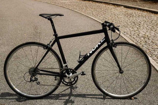 Bicicleta de Estrada ou Commuter Triban 7