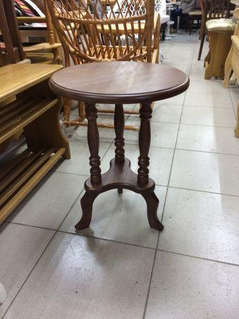 Кофейный столик из массива дерева