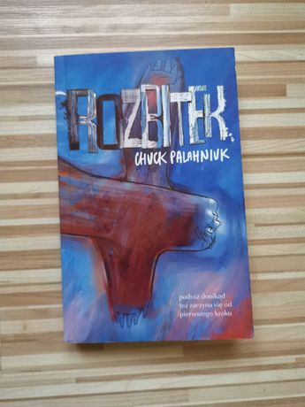 Rozbitek Chuck Palahniuk autor Fight Club