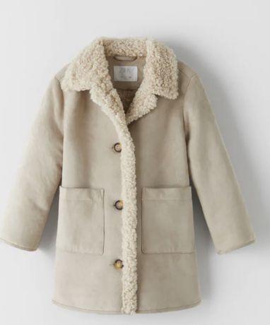 Пальтішко, курточка, кофточка, плаття Zara для дівчинки 8-10 років;