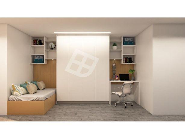 Apartamento T1+1 junto à Universidade de Aveiro