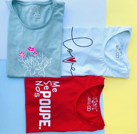 T-shirts do S ao XXL •• Marca 100% Portuguesa