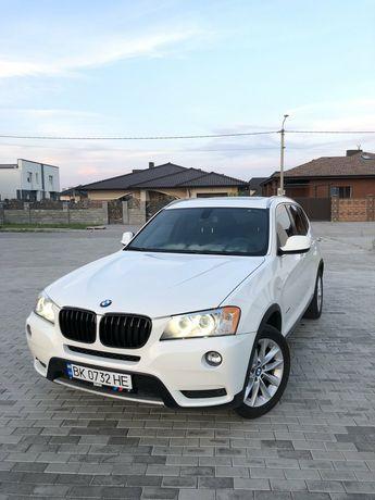 BMW X3 x-drive 28 I panorama