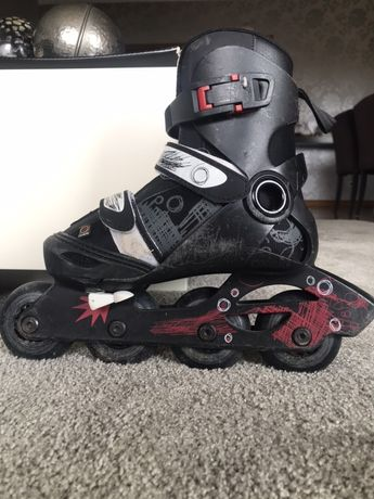 Vendo patins em linha tamanho 32-34