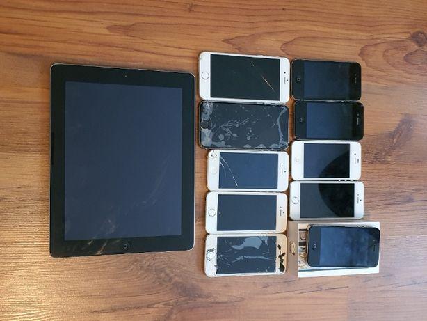 Iphone/Ipad uszkodzone na części