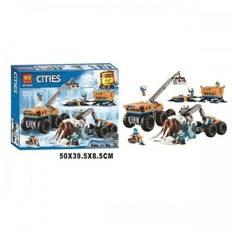 Конструктор Сити Арктика