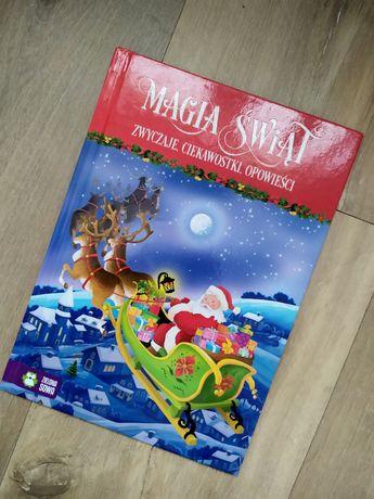 Nowa magia świąt książka o świętach