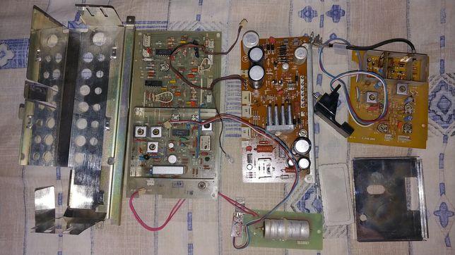 Три платы Видеомагнитофона Электроника вм12